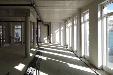 Titelbild - Ausbau unseres neuen Büros